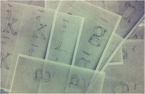 A Typographer in The Making: Take Two