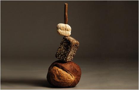 World Break: Ana Dominguez | Towers of Bread