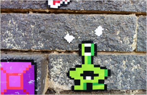 Pixel Ninjas | Hagar Ben Yishay | Happy Pixels