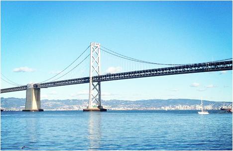My San Francisco Break: I'm Walking on Sunshine