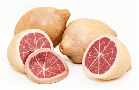 Roni Reuveny | Bleeding Fruits