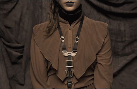 Liza Arjuan | Folding Metals