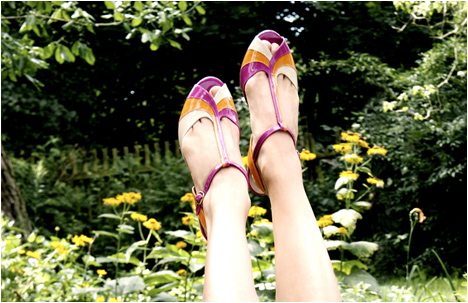 Shani Bar | The Summer Swan and Other Shoes