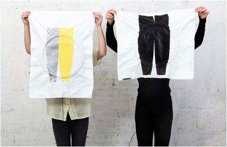 Naama Hofman and Dikla Benari | Painting Like Light Objects