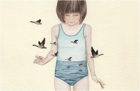 Tahel Maor   A Journey Inside an Illustrator's Mind