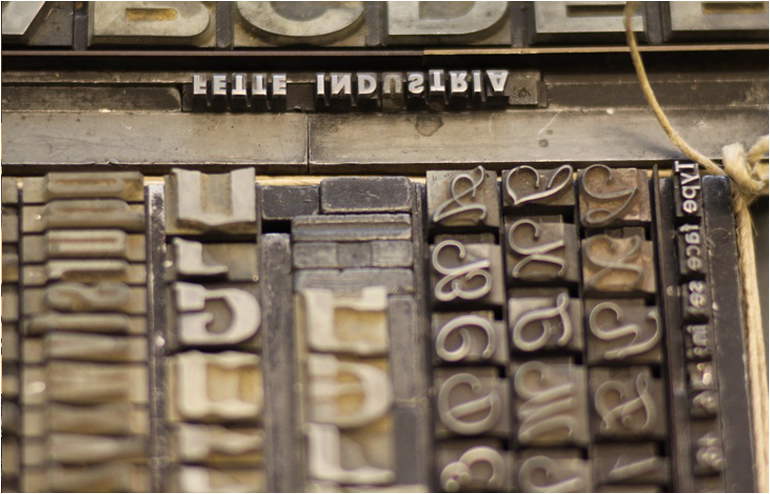 Pulp. When typographers and stationary collide. // via: Design Break