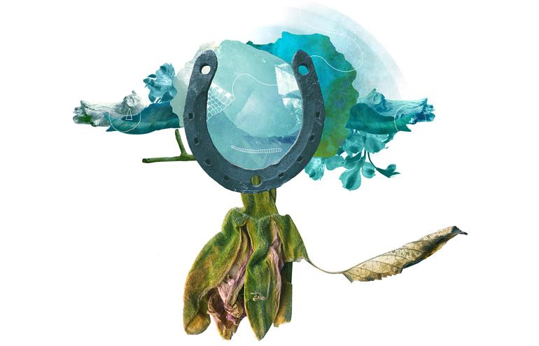 An illustrated Break. An illustrated desktop wallpaper by Margarida Girão. // via: Design Break