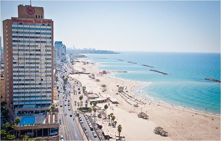 Tel Aviv Blues. Sivan Askayo's photographs of Tel Aviv. // via: Design Break