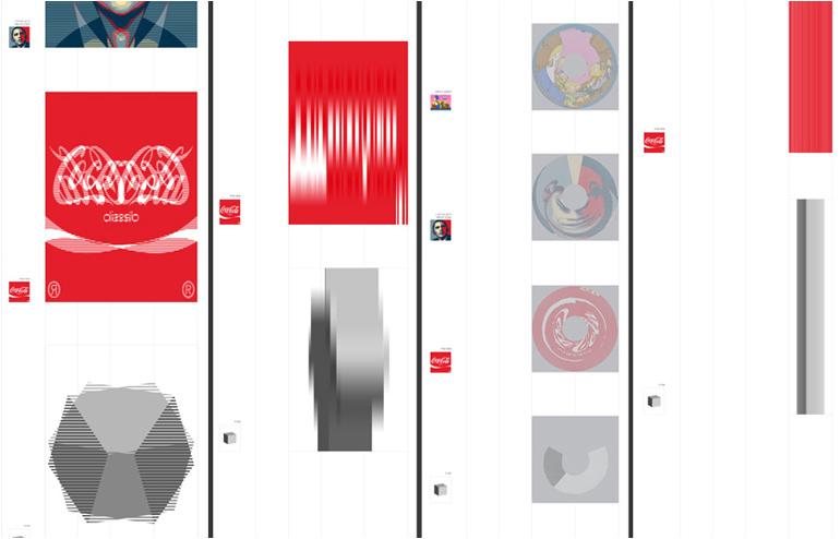 The World According To…A graduate project by graphic design student, Daniel Winebush. // via: Design Break