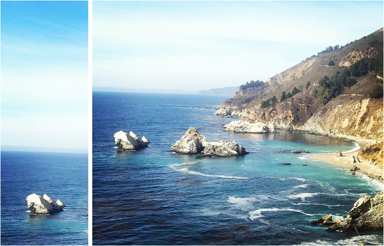 A Weekend in Carmel and Big Sur // via: Design Break