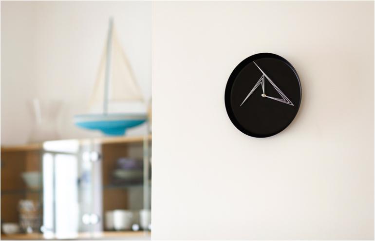 The Perspective Series. clocks by Studio Ve. // via: Design Break