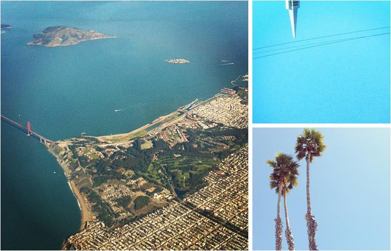 My first SF-versary. Looking back at My San Francisco Break posts. // via: Design Break