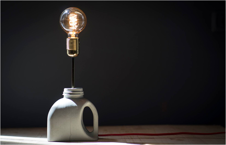 Alon Bitton | Lighting Jerry Cans
