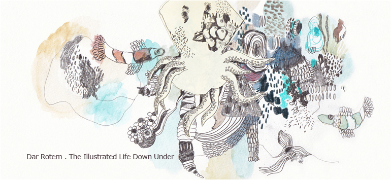 http://designbreakonline.com/2014/02/20/dar-rotem-the-illustrated-life-down-under/