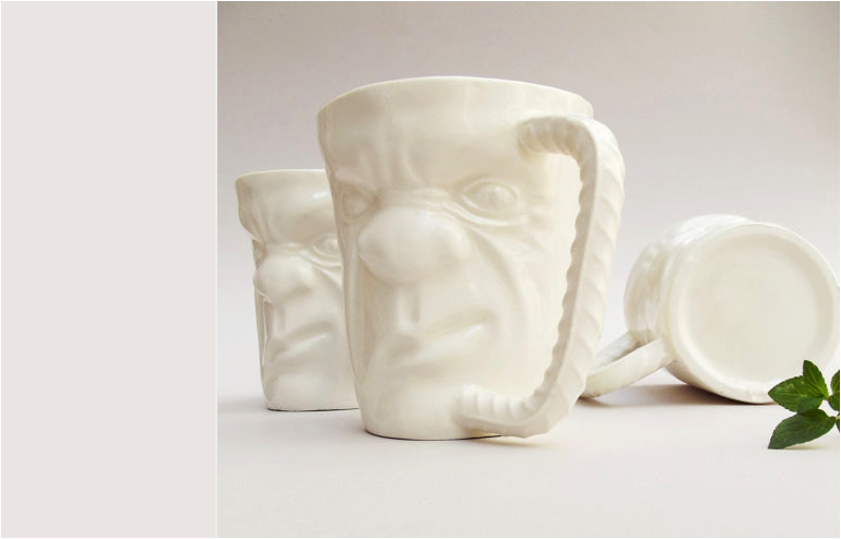 Dima Gurevich | Facial expressions . Way of the Mug