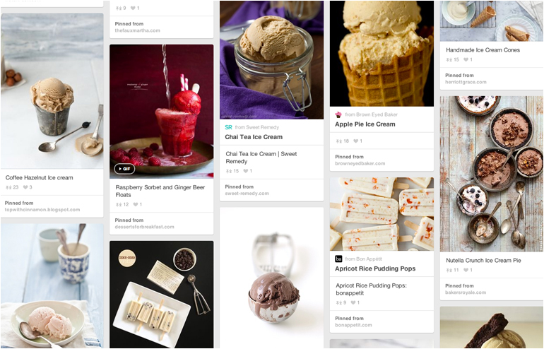 Pinterest is the place where I feel most at home. My favorite pinners, take 2. Freutcake's account. // via: Design Break