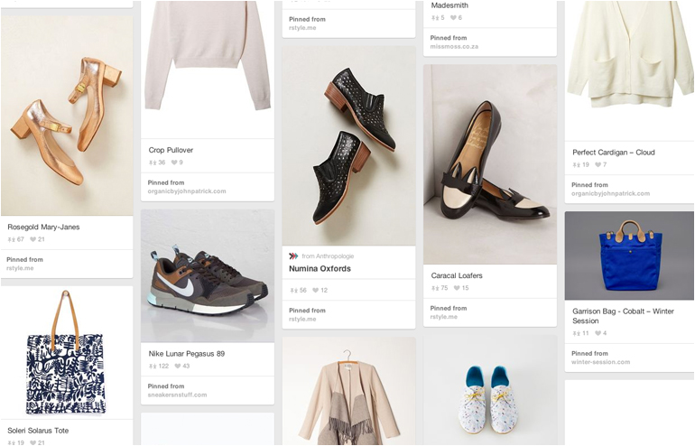 Pinterest is the place where I feel most at home. My favorite pinners, take 2. Miss Moss' account. // via: Design Break