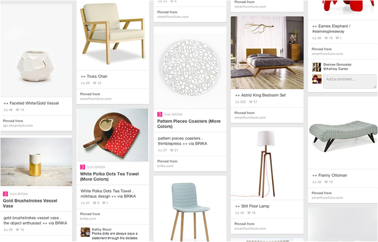 Pinterest is the place where I feel most at home. My favorite pinners, take 2. Satsuki Shibuya's account. // via: Design Break