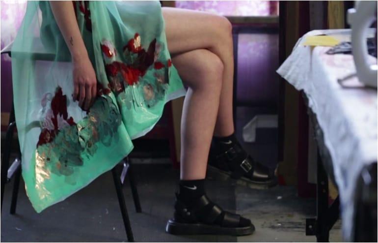 A teaser for theRCA MA Textiles2014 graduate show // via: Design Break