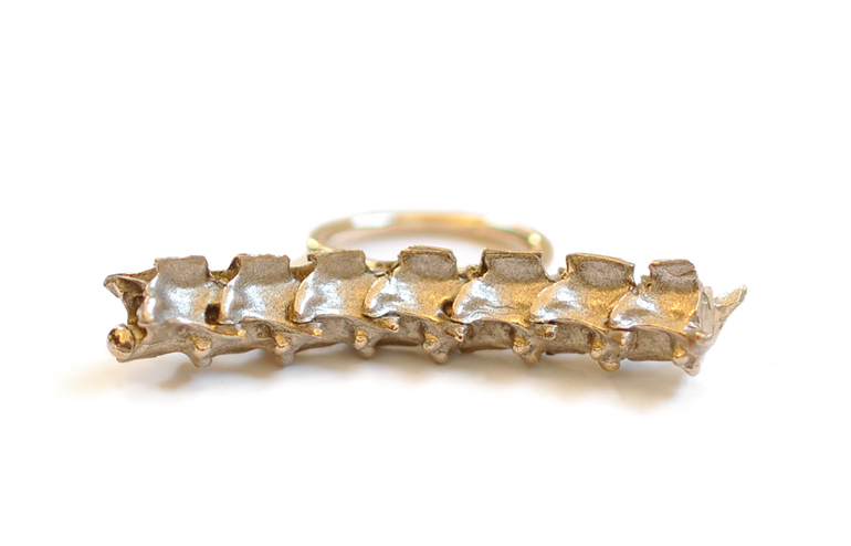 Bone Couture collection by Smith Jewellery // via: Design Break