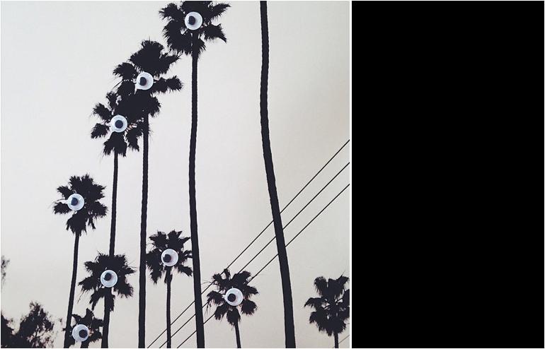 Eyal Richter. Placing googly eyes all over editorial photographs. // via: Design Break