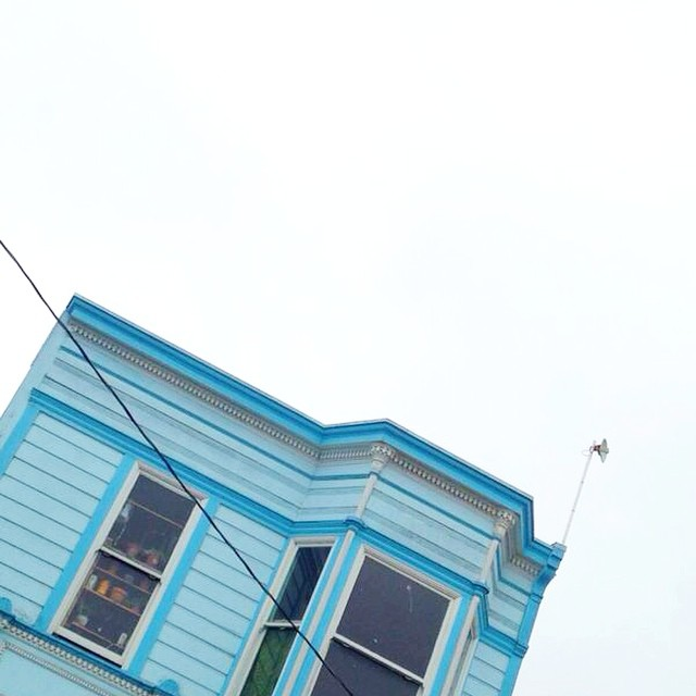 oh, San Francisco... even on your gloomiest days, you manage to brighten my days. // #mysanfranciscobreak