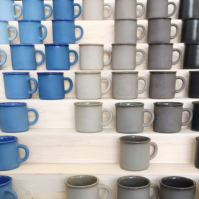 @atelier_dion's mug life. // #westcoastcraft #mysanfranciscobreak