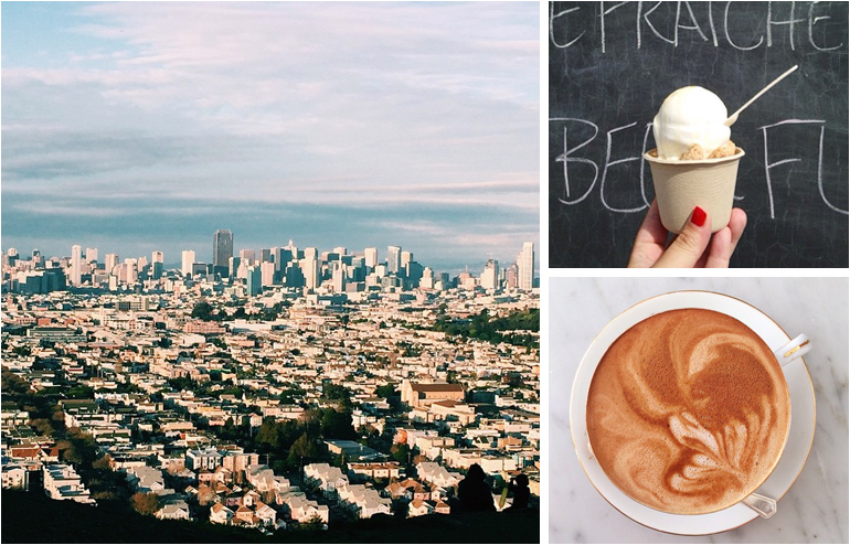 My San Francisco Break | Our Second SFversary!