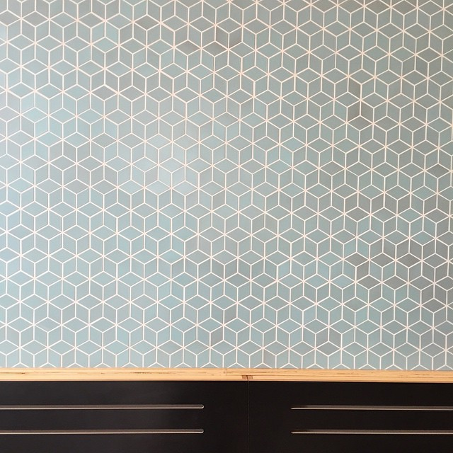 Pretty little tiles. Nothing more. Nothing less. // #MySanFranciscoBreak