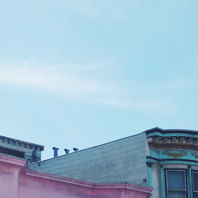 Color me pretty... The SF version. // #MySanFranciscoBreak
