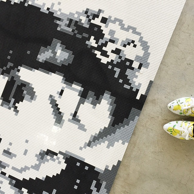 And then, these crazy Lego portraits happened... // #MySanFranciscoBreak #MyShoeBreak