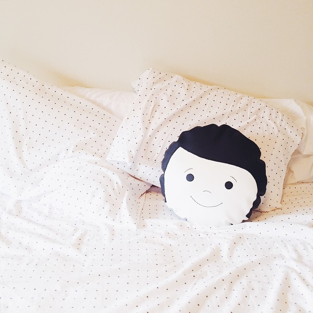 His (by @saritshanihay) and ours (by @targetstyle). // #MyMiniMeBreak