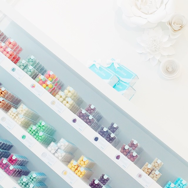 Eeny, meeny, miny, moe. I'm so lost... // cc: @sugarfina #MySanFranciscoBreak