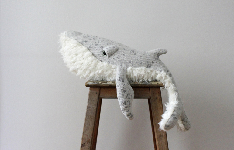 Big Stuffed | Dana Muskat | Creatures Of Comfort