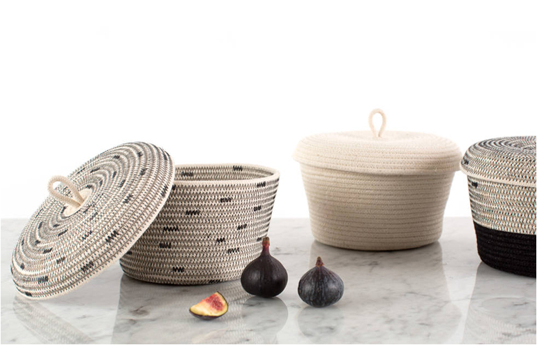 Mia Melange | Even A Basket Can Be Multicultural