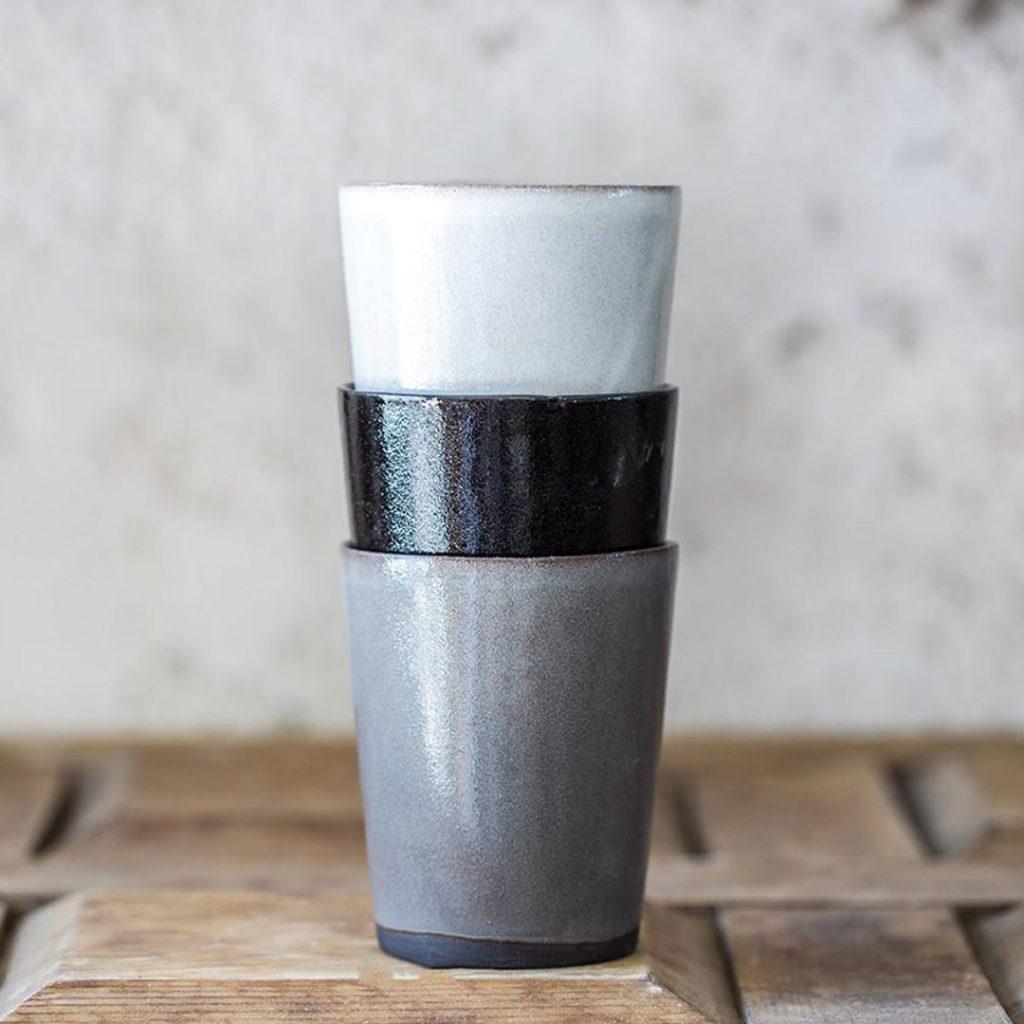 1220 Ceramics Studio ceramic espresso cups