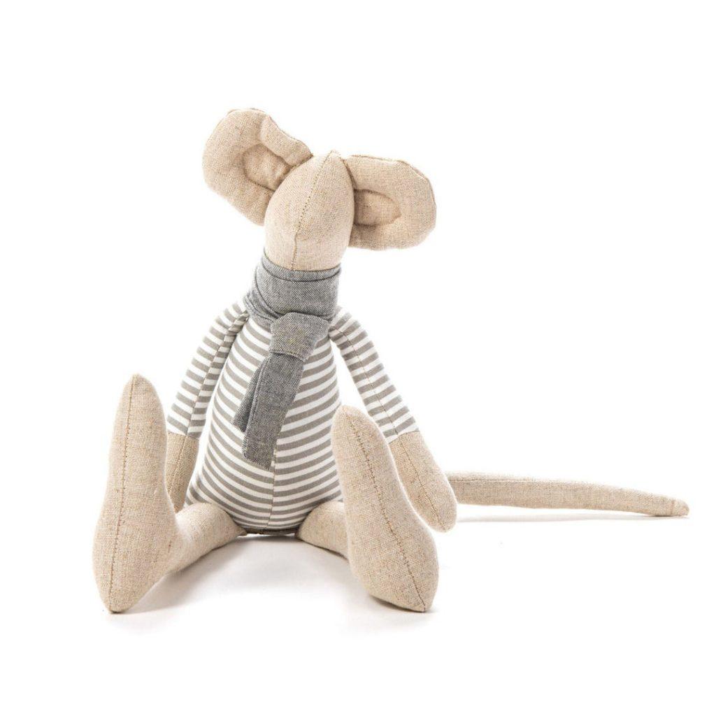 Timo Handmade mouse stuffed doll