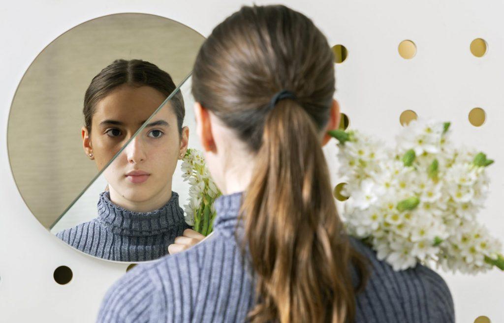 the real pill mirror by studio reish // via: design break blog